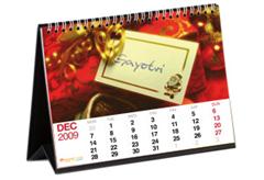 Personalised Name Calendar