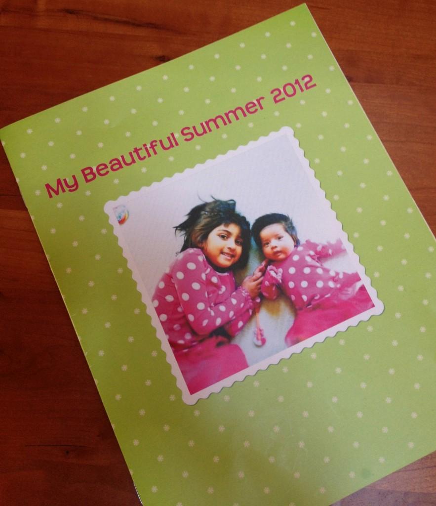Kavita's fun summer adventure with her kids!